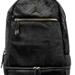 cb507c63fe26 Jordan Bags - AIR JORDAN SKYLINE VELOUR BACKPACK